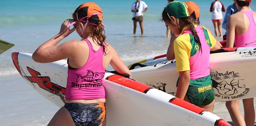 Modified Mania - Surf Life Saving Northern Territory