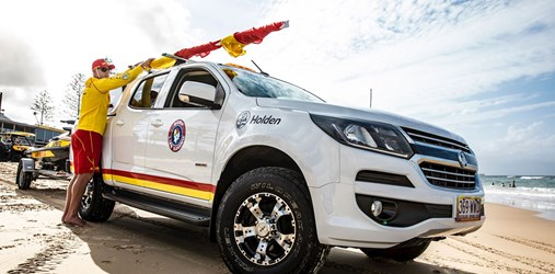 Holden Member Offer - Surf Life Saving Northern Territory